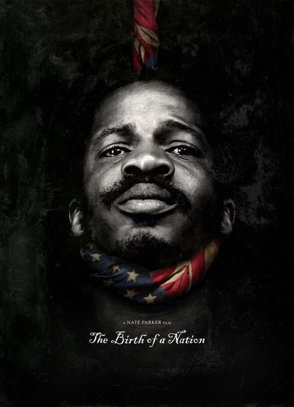 Birth of a Nation Parker poster