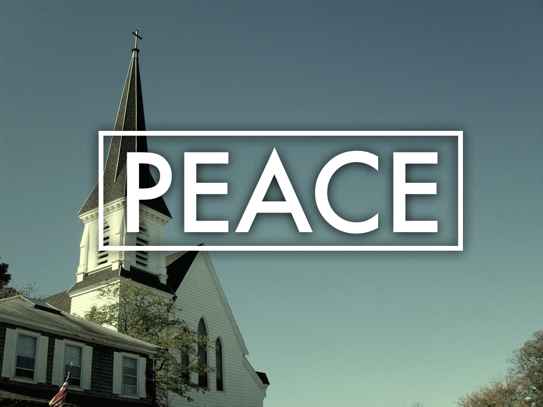 peace / worship