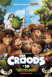 "6f290c3ae Plato comes to life in DreamWorks ""The Croods"""