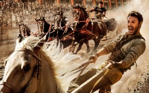 """Jack Huston and Toby Kebbell in """"Ben-Hur"""" (Paramount Pictures/ Philippe Antonello)"""