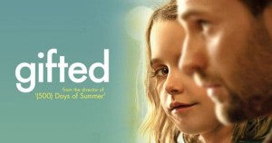 """Gifted"" opens Friday. April 21"