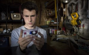 "Dylan Minnette in the Netflix series ""13 Reasons Why"" (Beth Dubber/Netflix)"