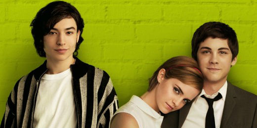 Perks of Being a Wallflower Cast Photo