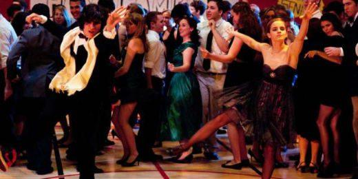 Perks of Being a Wallflower Dance Scene