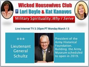 Gen Schultz Poster