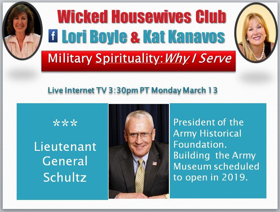 VIDEO-Military Spirituality: Why I Serve- Lieutenant General