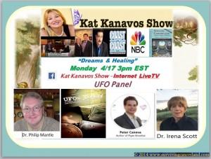 Poster UFO Panel