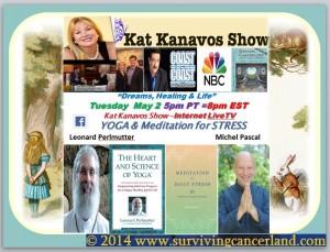 Poster Yoga & Meditation Perlmutter Pascal