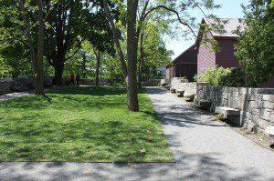 Witch Trials Memorial - Salem