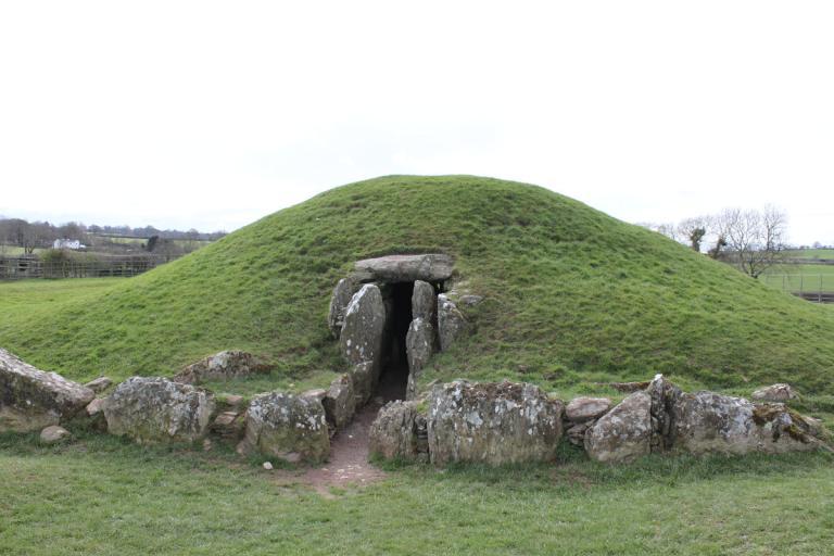 Bryn Celli Ddu - Anglesey - Wales