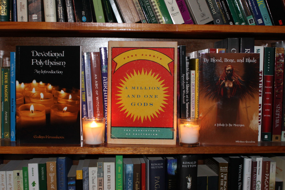 books for polytheists