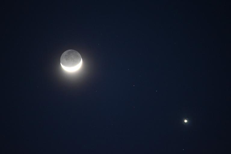 moon and venus 03.26.12