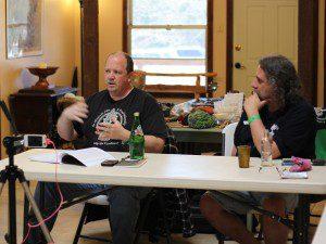 ADF Clergy Rev. Sean Harbaugh and Rev. Jon Drum