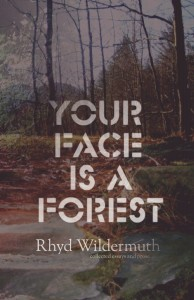 book your face is a forest