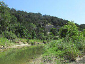 Dinosaur Valley, Glen Rose, Texas