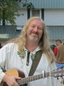 Damh the Bard at the 2013 OBOD East Coast Gathering