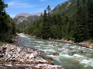 Animas River - Colorado - 2009
