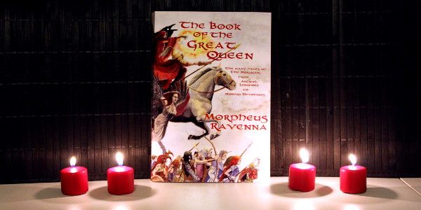 Book of the Great Queen 600x300