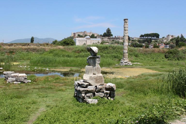 10 48b Temple of Artemis - 2012