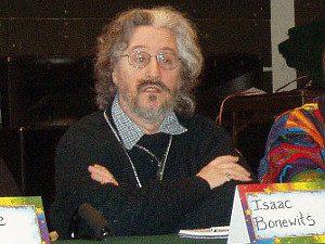 Isaac Bonewits at CUUPS Convocation - 2004