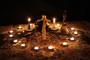 images of Samhain 2013