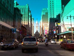 Philadelphia streets 2015