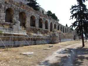 Odeon of Herodes - Athens - 2012