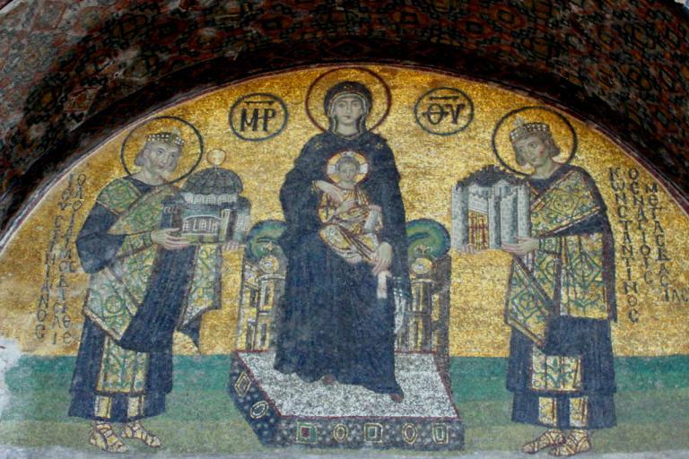09 30 Hagia Sophia 2012