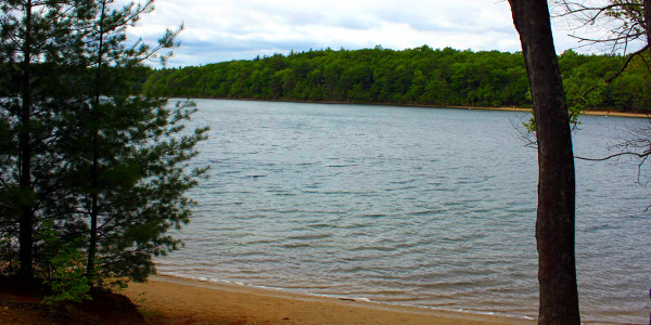 Walden Pond, Concord, Massachusetts