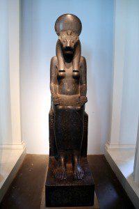 Sekhmet - the British Museum