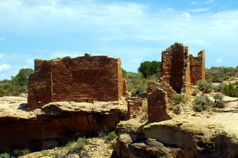 Ancestral Puebloan Ruins – Hovenweep Utah