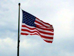 flag USA 4x3