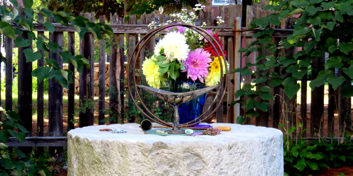 Convo 2016 Chalice and Flowers