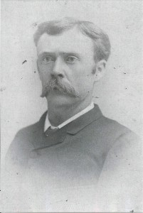 James Francis Beckett (1864 - 1923), my great grandfather and namesake