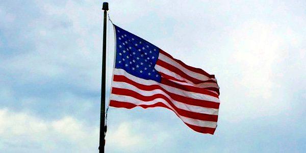 flag USA 600x300