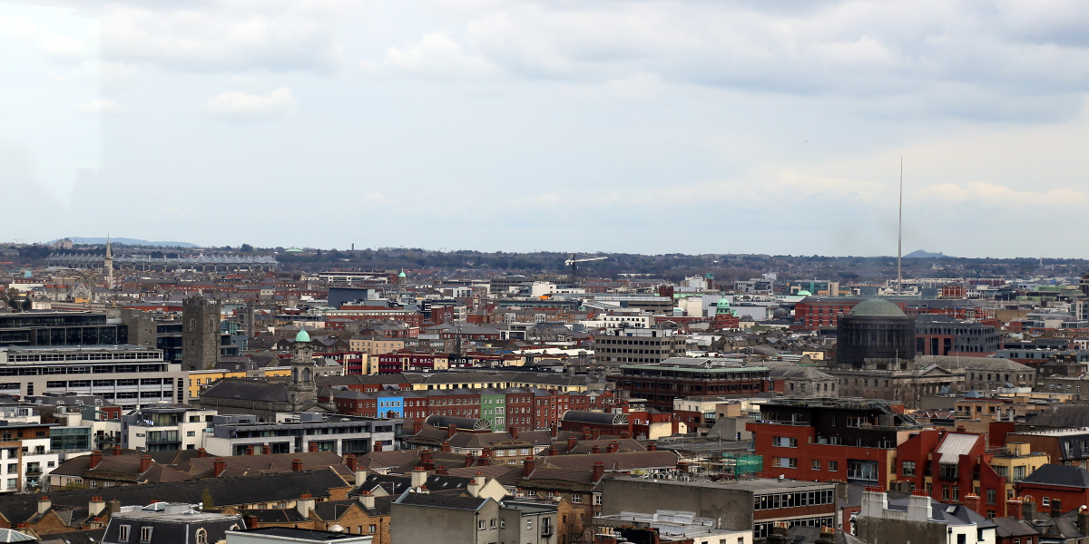01 051 Dublin from the Gravity Bar