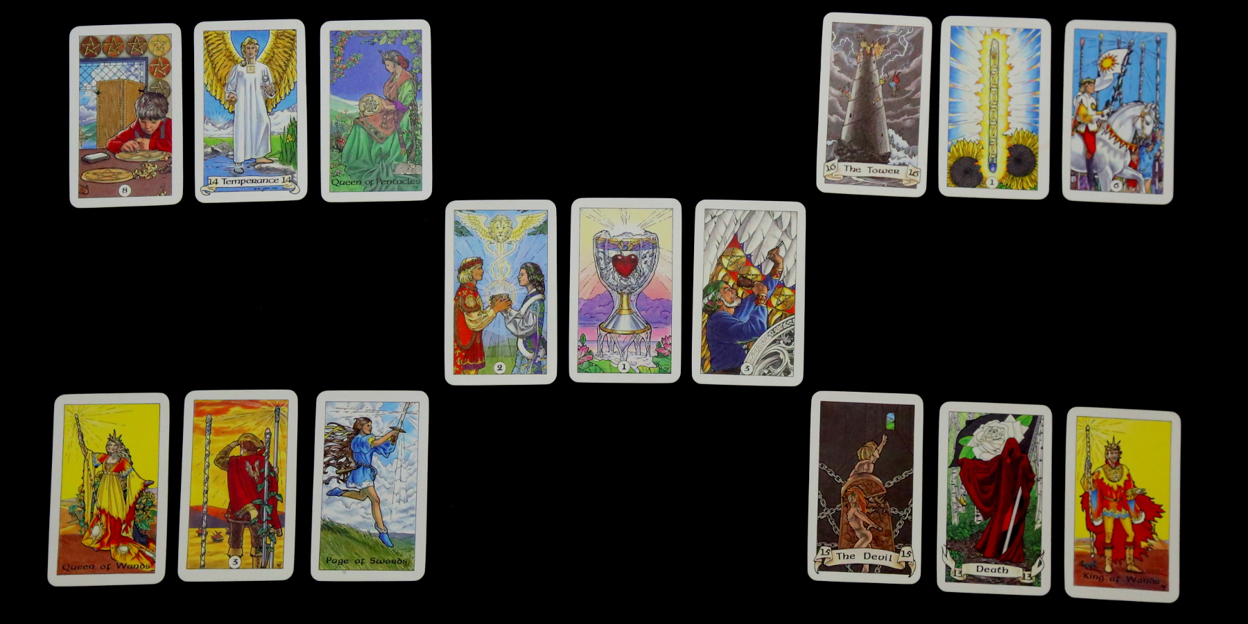 How I Learned To Read Tarot