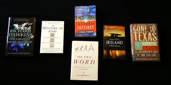 5 non Pagan books