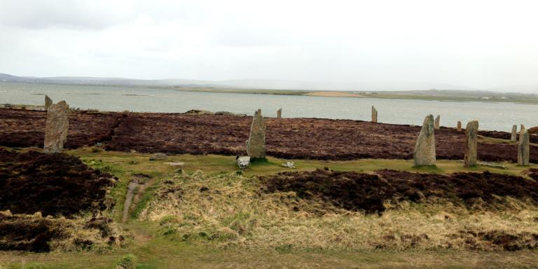 Ring of Brodgar - Orkney, Scotland - 2016