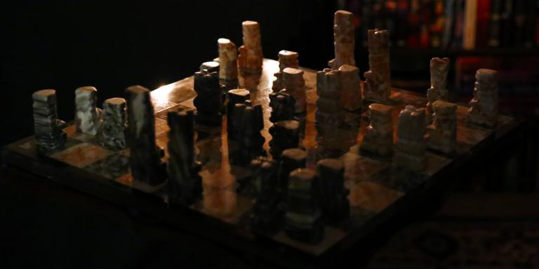 The Grand Game - photo by John Beckett
