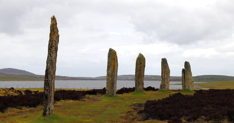 Ring of Brodgar - Orkney - Scotland