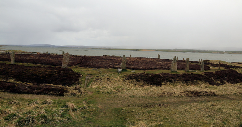 Ring of Brodgar 2016