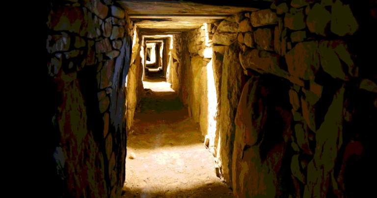 Knowth passage 2016 edited