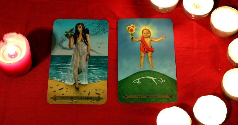 2018 divination the Past