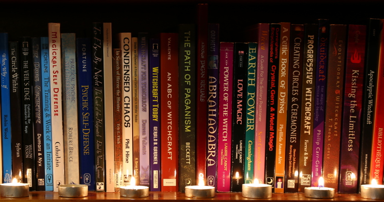 Pagan Books