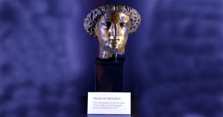 Sulis Minerva - a Romano-British syncretism