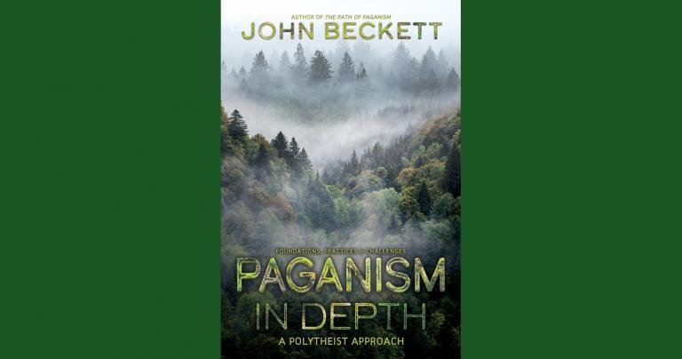 Paganism In Depth – A New Book