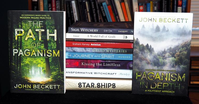 good books for Pagans