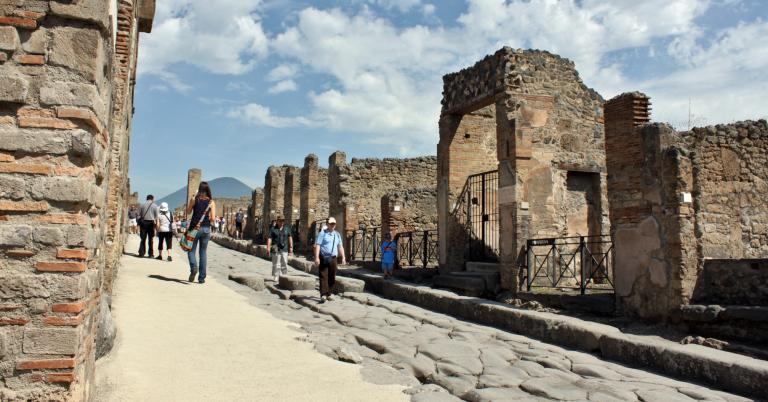 Pompeii 2012