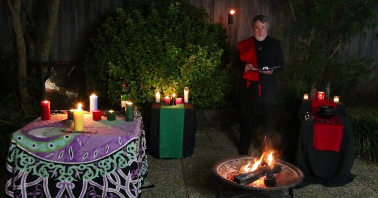 UTAO Samhain Ritual 2020